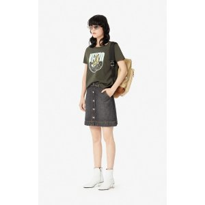 Kenzo'Tiger Mountain' 'Capsule Expedition' T-shirt