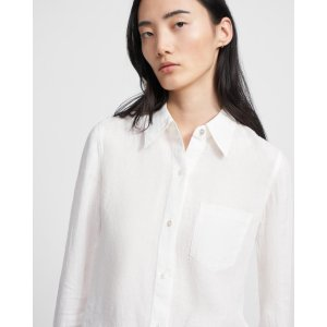 Theory白衬衫