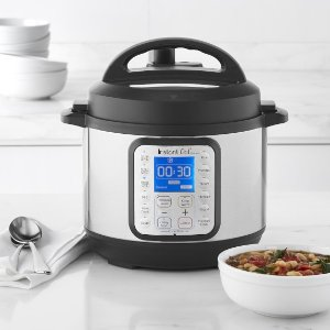 $64.99Instant Pot IP-DUO Plus60 9-in-1 Multi-Functional Pressure Cooker, 6 Qt