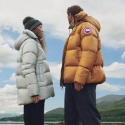 无门槛7折 远征款刚刚补货Canada Goose 加拿大鹅反季专场 夏季不收 冬季后悔
