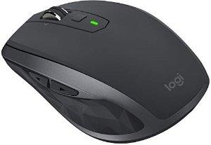 $48.99 充3分钟用一天, 充满用俩月Logitech MX Anywhere 2S 无线人体工程学鼠标
