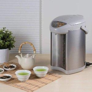 史低价:Zojirushi  微电脑智控保温电热水壶