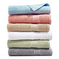 纯棉浴巾 多色可选