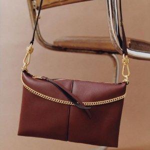 5折起!£113收封面AllSaints 美包春季大促 通勤上学都实用的包包看这里
