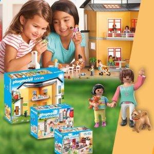 """8.5折Boxing Day 特卖:Playmobil德国儿童创造性拼装玩具年末特惠   可与""""乐高""""比肩"""