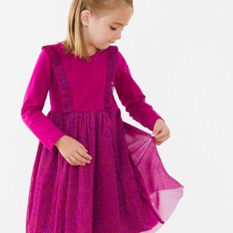 $19起Hanna Andersson 连衣裙5折,收礼服裙过圣诞
