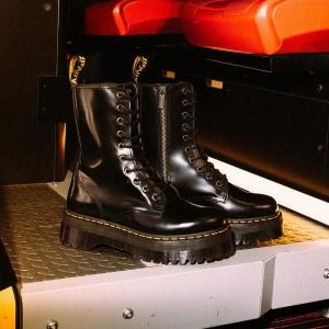 额外8.5折 $165收经典8孔Dr. Martens 经典马丁靴各系列热卖