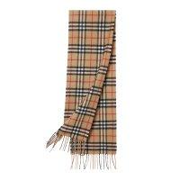 兒童復古羊絨圍巾