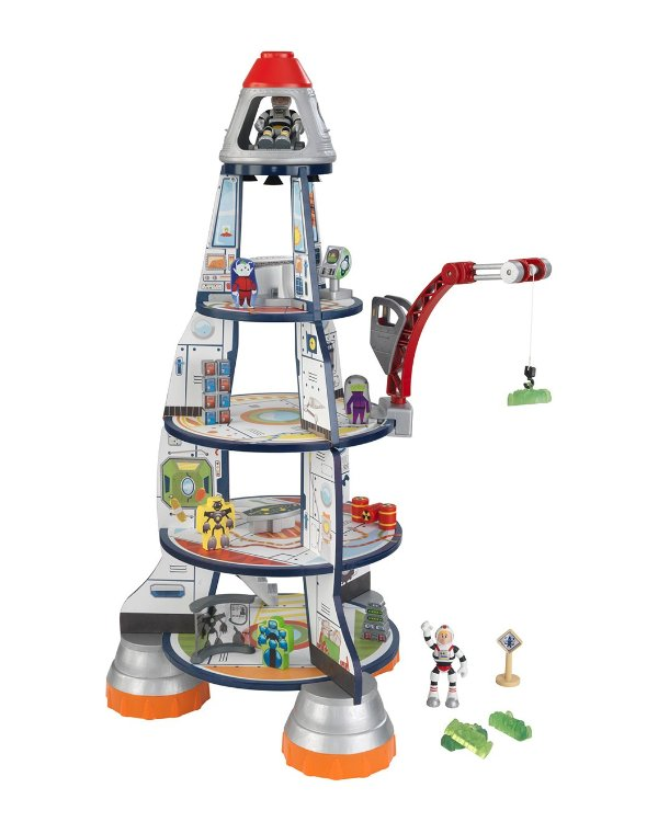 火箭叠叠乐玩具
