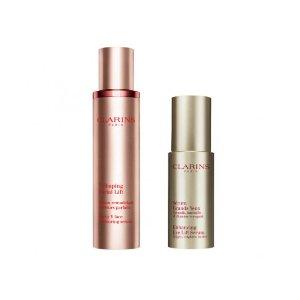 Clarins- New V Shaping Facial Lift (50ml) & Defining Eyelift Serum (15ml)