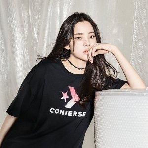 3.5折起 欧阳娜娜联名款上线Converse 品牌Top 7系列选购指南 欧阳娜娜的野生鞋柜
