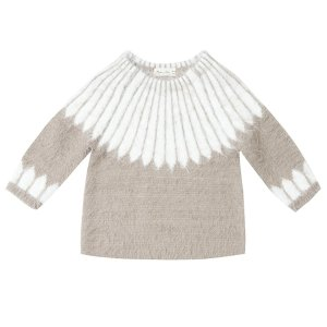 Rylee and CruGet 10% off with SIGNUP10Chalet Sweater - Grey/Ivory