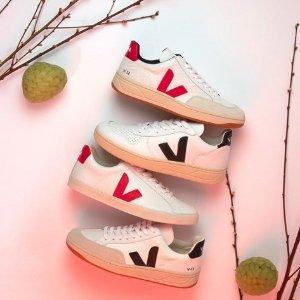 精选85折 小白鞋界的新宠Veja 法国网红球鞋大促 百搭舒适春游必备