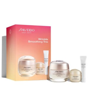 Shiseido价值$114抗皱系列套装