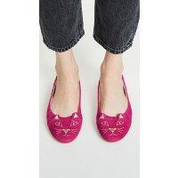 Charlotte Olympia Kitty 芭蕾鞋