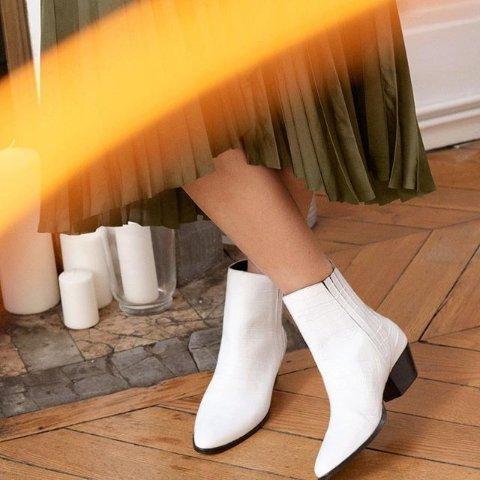 低至3.5折+首单9折 €206收SW平替& Other Storeis 靴子折扣专场上线 马丁靴、切尔西靴都有货