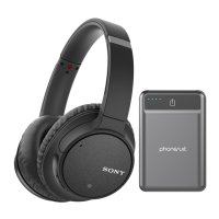 Sony WH-CH700N 无线降噪耳机 + 5000 mAh 充电宝