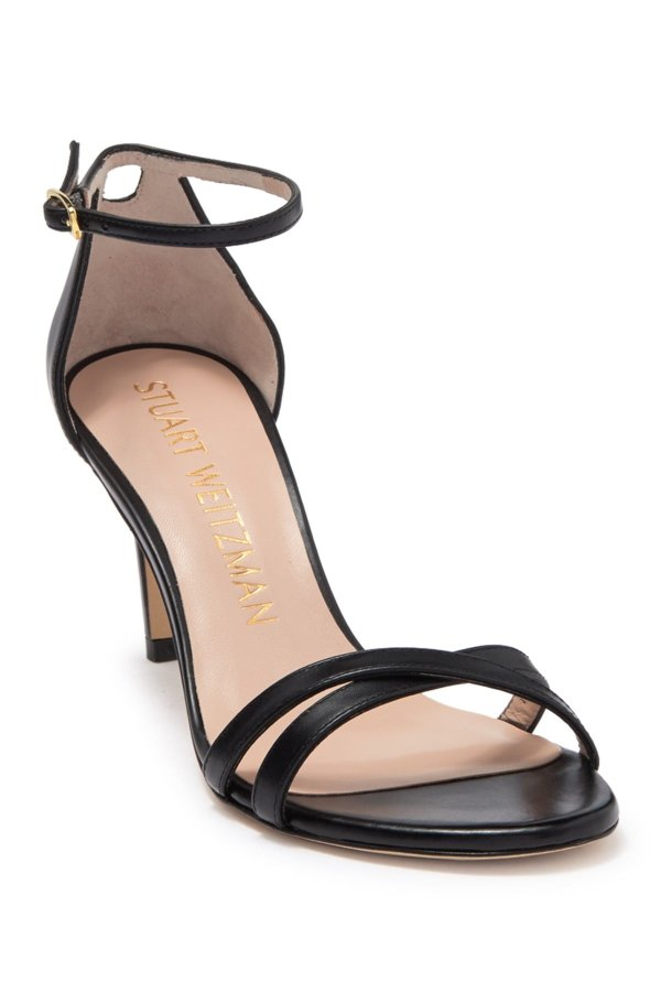 Lynette Metallic 高跟鞋