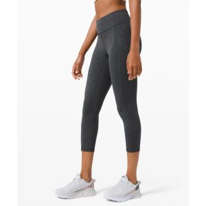 LululemonInvigorate High-Rise Crop 23