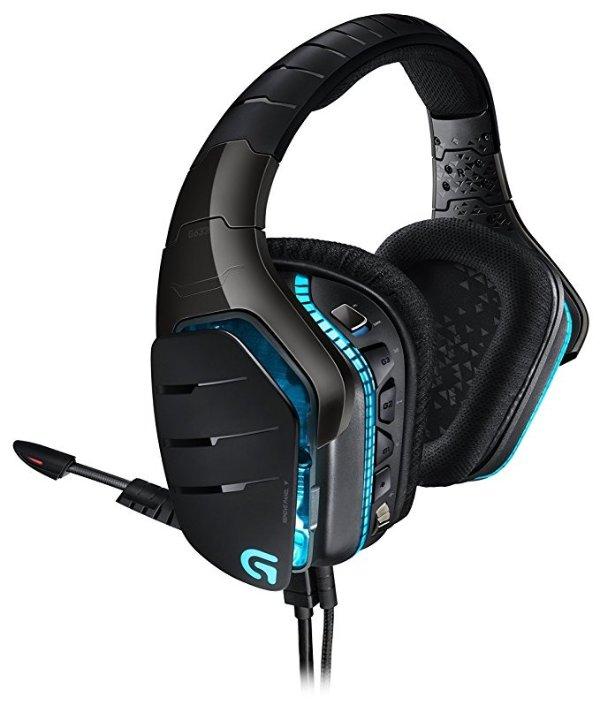G633 RGB 7.1 游戏耳机