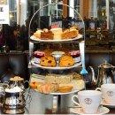 两人£19(原价£25)2种套餐可选Patisserie Valerie 英国最受欢迎蛋糕店下午茶限时热促