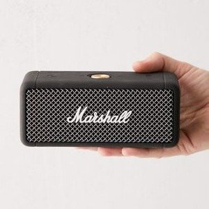 $194(原价$249)Marshall Emberton 重低音 防水 蓝牙便携音箱