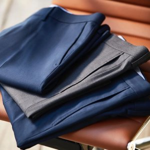 3 For $85 or 4 For $110Haggar Mens Pants Sale