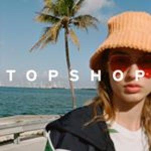 低至3折Topshop 精选美衣美鞋配饰等清仓特卖
