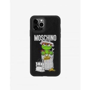 Moschino芝麻街联名手机壳