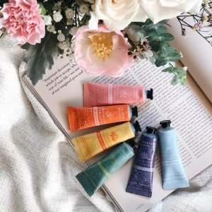 50% OffWIth Full Priced Items Purchase @ Crabtree & Evelyn