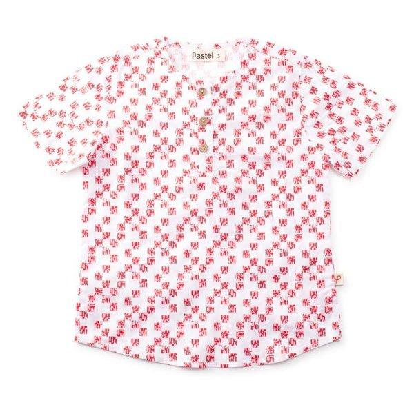 儿童印花T恤