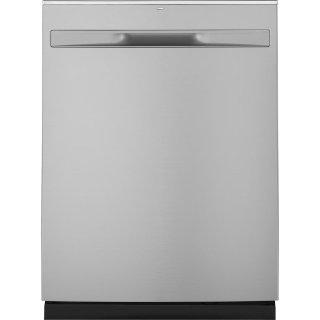 GE 全不锈钢带蒸汽预洗功能洗碗机
