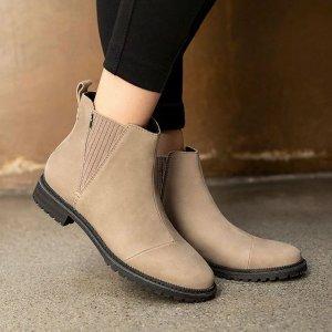 一律7折TOMS 精选靴子限时大促 暖脚小能手