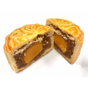 CanaancaterMooncake with Pineapple and Egg Yolk