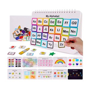 50% OffHAN-MM Busy Board Busy Book