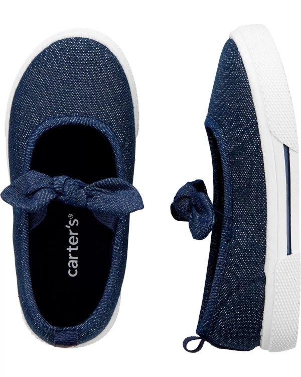 儿童玛丽珍运动鞋