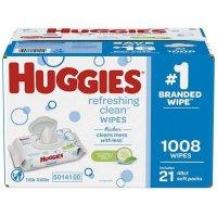 Huggies Refreshing Clean 宝宝湿巾