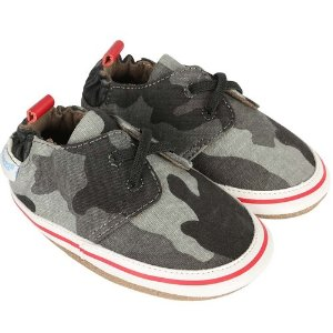 RobeezCool & Casual Camo Baby Shoes, Soft Soles