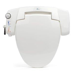 $99.99史低价:BioBidet 高级智能坐便器 白色