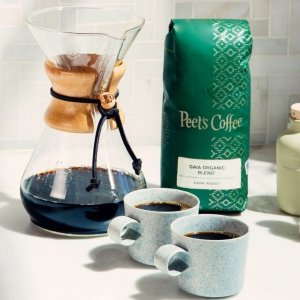 picture regarding Peet Coffee Printable Coupon identified as Peets Espresso Tea Discount codes Promo Codes - $10 Off $50