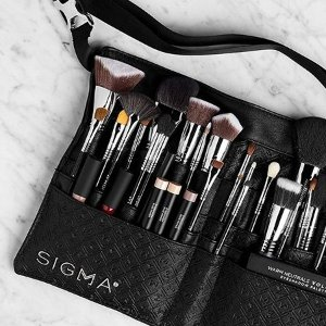 50% OffSigma Beauty Selected Brush Sets on Sale