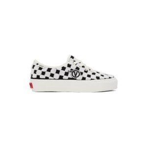 VansBlack & White Authentic 运动鞋
