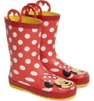 低至7折Nordstrom 儿童雨靴促销 防雨防雪,四季通用