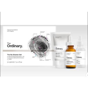 €27.45就收!全是热销明星产品The Ordinary 无脑入套组 2%维A视黄醇+多肽精华+透明质酸保湿霜