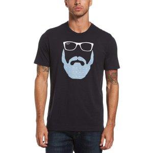 Original PenguinBiker Beard & Specs Tee