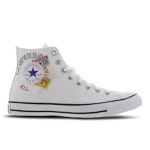 Converse 高帮帆布鞋
