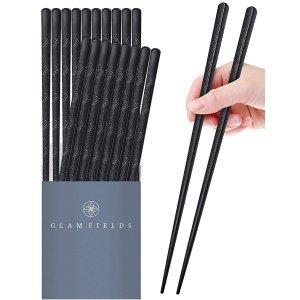 GLAMFIELDS 玻璃纤维筷子10对