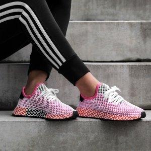 Adidas女款 Deerupt Runner