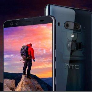 没有刘海+透明后盖旗舰机的一股清流:HTC发布2018年首款旗舰 U12+