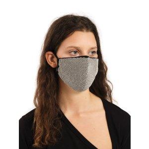 KaraCrystal Mesh Mask